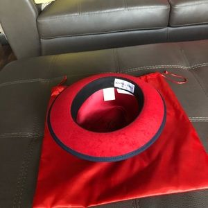 keith and james Accessories - Keith and James Blue red bottom hat of the  stars ac6b0ddf9e4